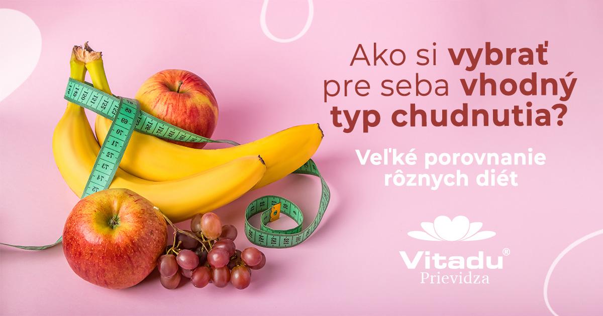 Vitadu Prievidza - typy chudnutia