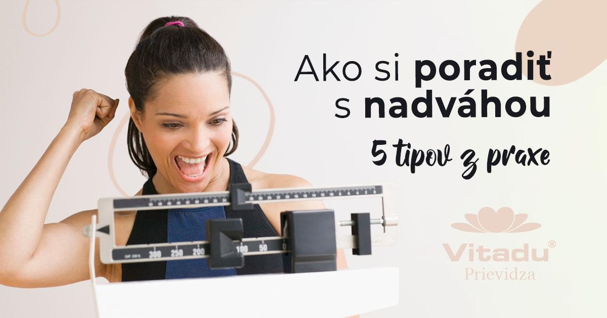 ako si poradiť s nadváhou